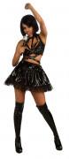 Rihanna™ Kostüm in schwarz für Frauen
