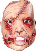 Vernarbtes Gesicht Maske Erwachsene Halloween
