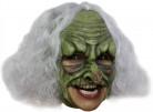 grüne Hexer Maske Halloween für Erwachsene
