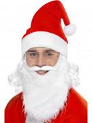 Weihnachtsmann mit Brille -Set für Erwachsene