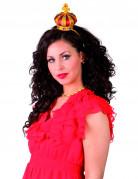 Minihut mit Krone für Erwachsene