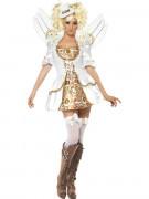 Steampunk Engel Kostüm für Damen