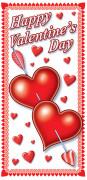 Türdekoration Valentinstag