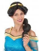 Orientalische Prinzessinnen-Perücke für Damen