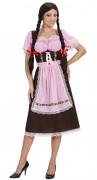 Bayrisches Kostüm für Damen