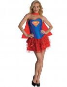 Heißes Supergirl™-Kostüm für Damen