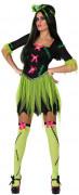 Frankenstein-Kostüm für Damen