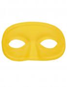 Gelbe Augenmaske für Erwachsene