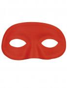Augenmaske in Rot für Erwachsene