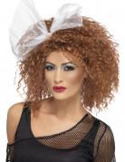 Kastanienbraune 80er-Jahre-Perücke für Damen
