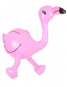 Aufblasbarer rosa Flamingo