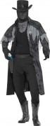 Halloween Phantom-Sheriff-Kostüm für Herren