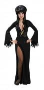 Elvira - Herrscherin der Dunkelheit™-Kostüm für Erwachsene