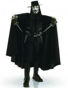 Aufwendiges V wie Vendetta™-Kostüm für Erwachsene