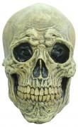 Halloween Gruselige Skelett-Maske für Erwachsene