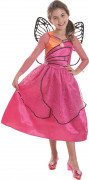 Barbie™ Mariposa Prinzessinnen Kostüm für Mädchen