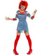 Kostüm Chucky™ für Damen