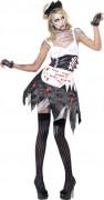 Halloween Sexy Zofen-Zombie-Kostüm für Damen