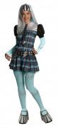 Frankie Stein Monster High™-Kostüm für Damen