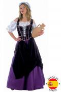 Mittelalterliches Kostüm für Damen