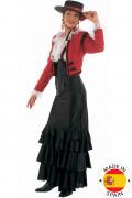 Komplettes Spanien-Kostüm für Damen