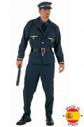 Sexy Polizei-Striptease-Kostüm für Herren
