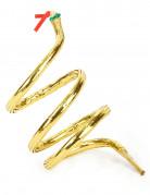 Goldenes Schlangen-Armband