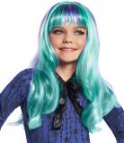 Twyla Monster High™-Perücke für Mädchen