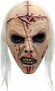 Zombie Maske mit Narben für Erwachsene
