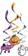 Schaurige Halloween Hänge-Deko