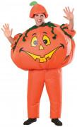 Halloween Kürbis-Kostüm aufblasbar für Erwachsene