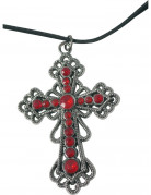Gothic-Kreuz-Halskette