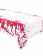 Blutbefleckte Tischdecke Halloween