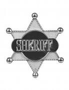 Silberner Sheriff-Stern