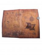 Piraten Schatzkarte