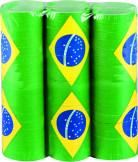 Brasilien-Luftschlangen 3er Pack