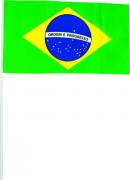 Brasilien Flaggen 20 Stück