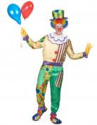 Clown Kostüm für Herren Düsseldorf