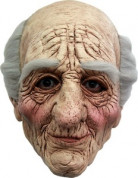 3/4-Maske alter Mann