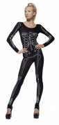 Halloween Skelett Kostüm für Damen