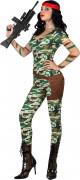 Sexy Militär Kostüm für Damen