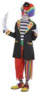 Halloween Böser Clown Kostüm für Herren