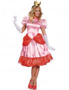 Prinzessin Peach™ Verkleidung Deluxe für Damen