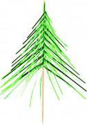 12 Weihnachtsbaum-Spieße