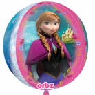 Runder Luftballon Eiskönigin™