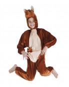 Känguru Kinderkostüm braun-beigefarben