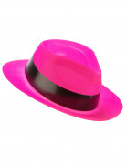 Party Hut neonpink für Erwachsene