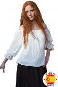 Mittelalterliches Bauernhemd für Damen