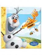 20 Olaf™ Papier Servietten