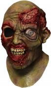 Animierte Maske Einäugiger  Zombie für Erwachsene